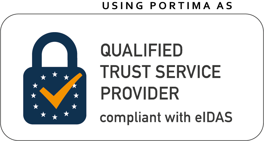 portisign qualifier trust service provider